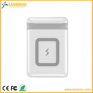 Cargador inalámbrico el apoyo del Banco de potencia la función de soporte de teléfono móvil