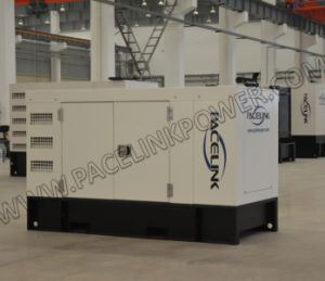 Ce/ISOの単一フェーズの18kVA Yangdongによって動力を与えられる無声ディーゼルGenset