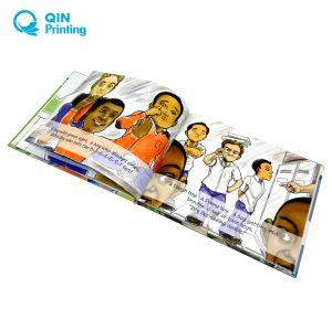 A4フルカラーのCaseboundの児童図書の印刷