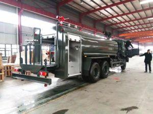 Camion dei vigili del fuoco che attraversa il paese fuori strada 6X6 del camion dei vigili del fuoco Awd di Dongfeng