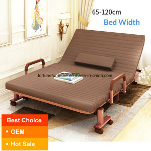 Roll-Away cama plegable cama/Hotel/Hospital cama con colchón
