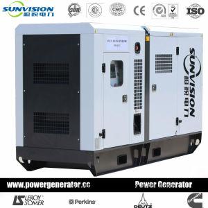 26kVAパーキンズエンジンを搭載する極度の無声発電機セット(ISOの証明書と)