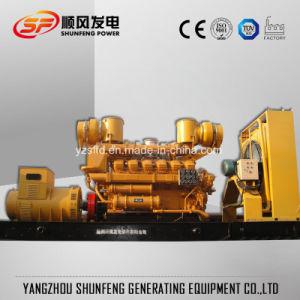 Diesel die van de Stroom 1875kVA Geluiddichte Jichai van de container de Stille Reeks produceren