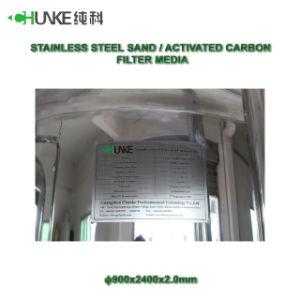 Резервуар для воды из нержавеющей стали судна из нержавеющей стали и мешок фильтра заводская цена