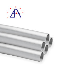 Серия 6000 металла из цельного алюминия круглые трубки топливопровода