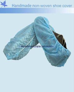 Krankenhaus-nicht gesponnener Wegwerfschuh-Deckel