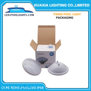 リモート・コントロールの12V IP68 PAR56 LEDのプールライト