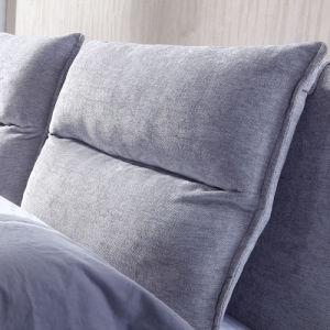 Un estilo único Softbed simple mobiliario Bedbroom