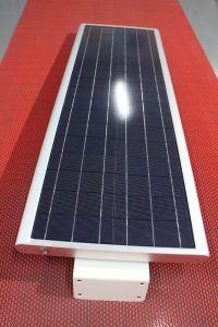 Integriertes Solar-LED-Straßenlaternemit Bridgelux Le Chip 70W