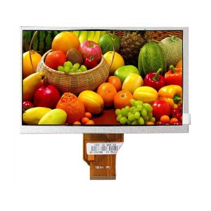 At080tn64 Chimei Innolux 8 Inch 800X480 TFT LCD Screen voor Industrial en Automative Application
