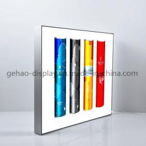 極めて薄いアルミニウムフレームの卸売LEDの織物のライトボックス