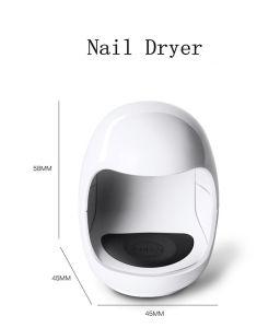 Nail Art Machine Outil Mini Lampe Led Uv Sechoir A Ongles Nail Art