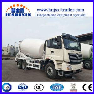 高品質HOWO 9m3の具体的なミキサーの構築のトラック