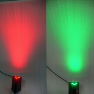 Mini3*9W het LEIDENE van de Driehoek LEIDENE van Uplight Licht van het PARI voor de Wasmachine van de Muur