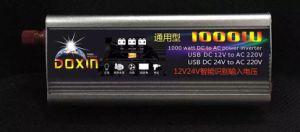 12V/24V doble entrada del inversor de la energía solar de 1000W a 220V off-grid