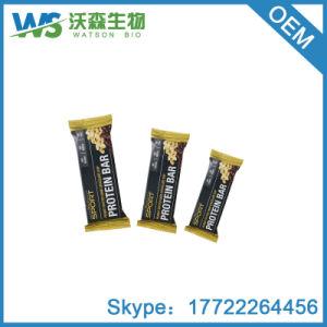 Barre de protéines de beurre de cacahuètes Dark Chocolate Chip 12 bars sans gluten