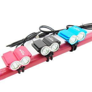 Yzl801 1000лм 2* Xm-L2 T6 Solarstorm X2 велосипед лампа