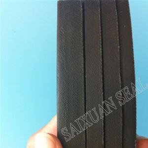 Embalagem em v+Fabric de borracha de vedação da haste de ajuste