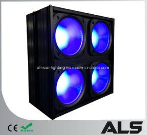 ALS 2018 Newest Disco COB LED RVB de l'étape de la matrice laver Blinder 4 par l'éclairage