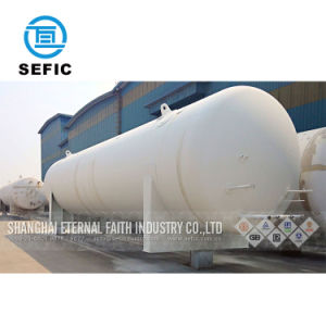 China Fabricante de equipos de GNL de tanque de almacenamiento de GNL