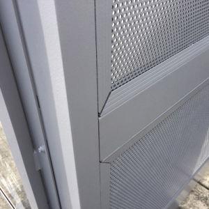 Bus de aluminio de la vivienda de anuncio de parada de autobús al aire libre Caja de luz