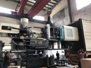 縦の射出成形機械