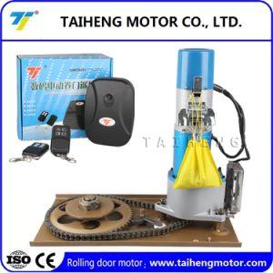 Auto AC 600 kg de rodadura del obturador con el motor de la puerta de la batería de copia de seguridad