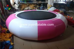 高品質の膨脹可能な跳躍のトランポリン浮遊水公園のゲーム