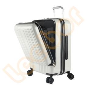 حاسوب مسيكة/سفر حقيبة سوداء/أحمر/زرقاء/بيضاء/رماديّ [أبس] حقيبة مصنع حامل متحرّك حقيبة