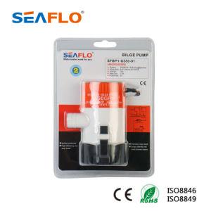 Seaflo 24V 350gph bomba de esgoto