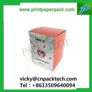耐久の包装の製品包装ボックスを包む習慣によって印刷されたボックスは自動ロックボックスを包む化粧品を予約した
