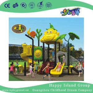 Frutuoso Monkey Parque Infantil Crianças Piscina Deslize o equipamento de jogos (HD-AF01101)