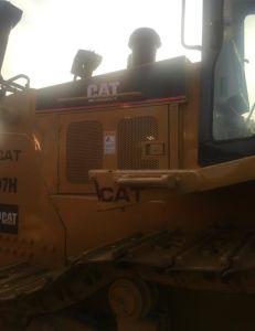 Bulldozer utilizzato giapponese originale del gatto D7g (bulldozer del trattore a cingoli D7 D8)
