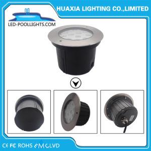 Wasserdichtes Edelstahl-LED vertieftes im Freienlampen-Tiefbaulicht