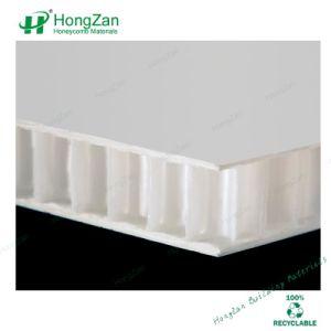 Painel de favo de fibra de vidro para o exterior e o interior dos painéis de parede