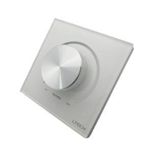 AC 100-240V Perilla manual de pared LED/Triac/atenuador halógenas incandescentes.