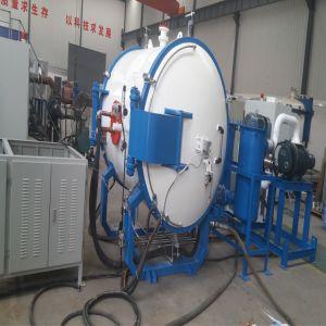 高温真空の抵抗加熱の炉