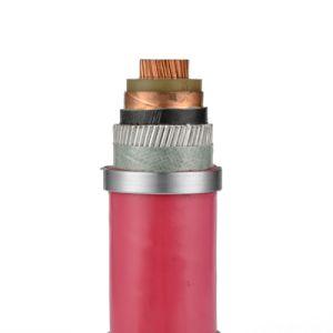 XLPE com bainha de PVC de isolamento do cabo de alimentação aprovado pela CE