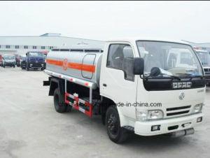 中国4m3の最もよいDongfengの石油タンカーの給油のトラック