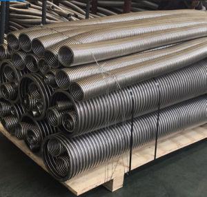 Tubo flessibile ondulato di muggito dell'acciaio inossidabile della flessione