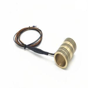 押された真鍮のコイルの熱いランナーのヒーター