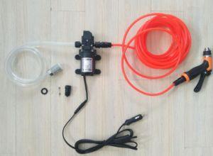 12V80W Lavado de alta presión coche eléctrico inteligente Tipo de interruptor de presión de lavado de coches