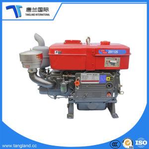 300kw Fawde 디젤 엔진 또는 트랙터 디젤 엔진 Zc 디젤 엔진에 물에 의하여 냉각되는 12kw