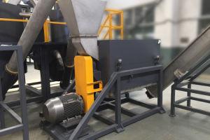 De plastic Machine van het Recycling van het Huisdier/de ElektroMachine van het Recycling van de Huisvesting
