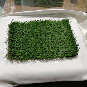 tappeto erboso artificiale UV dell'erba del PE 3/8 di 35mm anti  per il giardino