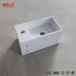 salle de bain lavabo surface solide de lacrylique cast mini lavabo