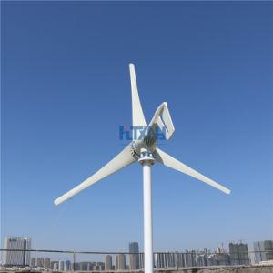 400W генератора ветра 12V 24V 48V ветровой турбины с 3 или 5, предназначенные для освещения сада Streetlight или домашнего использования энергии