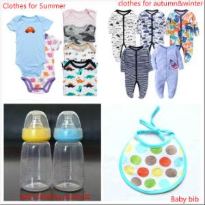 Fabricante de tejidos de la buena costumbre de invierno recién&Verano&Otoño barata Baby Boy/Girl vestir prendas de vestir ropa ropa ropa de los bienes, conjunto de productos de bebé