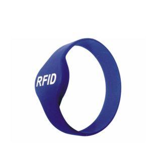 工場供給昇進の簡単なRFIDのシリコーンのブレスレットかリスト・ストラップ(015)