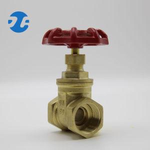 Contrôler l'eau vanne en laiton PN16 avec poignée, de la valve de roue